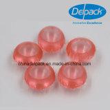 OEM&ODM 제조자 세탁물 액체 깍지, 4X 농축물 세탁제 캡슐, 액체 세탁제 깍지