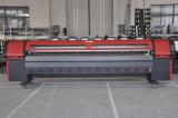 impresora al aire libre del solvente de la bandera de los 3.2m