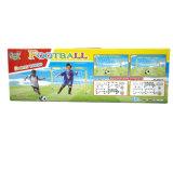 Sport-Spielzeug des Fußball-Ziel-Fußball-Gatter-Spiels eingestellt für Kinder