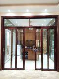 Portello interno di vetro non cingolato del portello scorrevole del fornitore del portello della Cina