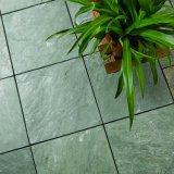Da pedra de mármore natural ao ar livre decorativa da ardósia da piscina de Foshan telhas de telhado revestidas que pavimentam no preço barato para a venda