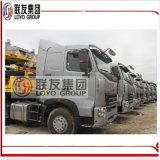 Het Hoofd van de Tractor van Sinotruk HOWO A7 6wheel voor Verkoop