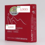 OEM van de Producten van de fabrikant het Volwassen Beste Uiterst dunne Condoom van het Latex
