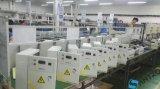 Cabina de control eléctrica de la conservación en cámara frigorífica del PLC
