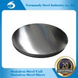 ASTMは良質の410ステンレス鋼の円を冷間圧延した