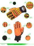 Gant de sûreté de mécanicien de gants de choc avec TPR