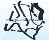 Uso di industria di automobile tubo flessibile di gomma ccc del nero di 8 pollici approvato
