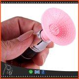 De volwassen Stimulator van 3 In1 Miniatuur van de Clitoris van het Speelgoed van het Geslacht Draagbare Vibrators van Massager voor Vrouwen