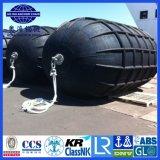 ISO 17357の証明された膨脹可能なタイプ横浜ゴムフェンダー