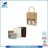 高品質の生物分解性のクラフト紙袋