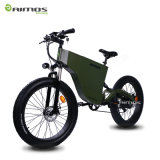 26inch 4.0 bici eléctrica gorda del neumático 1000W con la batería ocultada