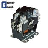 O UL CSA Certificated 1.5 o contator elétrico da C.A. do Dp de Pólo 30A 24V para o Refrigeration