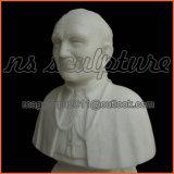 Archevêque de marbre Busts pour l'église MB1731