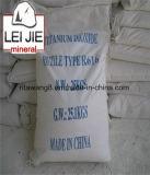 Het Dioxyde van het Titanium van het rutiel voor Verf die Chemische producten maken