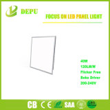 Ceiling/Recessed/Hanging Square 600*600mm SMD LED Panel Light Fixture with EC RoHS TUV