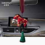 Flor preservada para presentes decorativos do carro