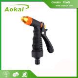 Инструменты пушки брызга воды мытья автомобиля инструментов пластичные садовничая