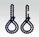 T (8) estraendo intorno al diametro 32 dell'imbracatura del gruppo della catena a maglia