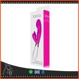 Het Stuk speelgoed van het geslacht voor de g-Vlek van het Genoegen van Vrouwen Zacht Elektronisch Konijn 10 de Vibrator van de Snelheid