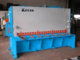 Cortadora de /Metal de la máquina de la guillotina que pela hidráulica (zys-10*8000) con CE y la certificación ISO9001