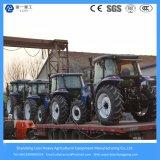 Motor de Weichai Deutz de la impulsión de cuatro ruedas 125HP Agricultura / jardín / compacto / mini / pequeño / césped / caminando Tractor Fabricante