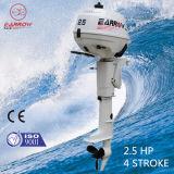 Alta calidad del motor 2.5HP 4-Stroke del barco del fabricante de Earrow