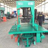 Tijolo hidráulico da argila do Paver de Eco Brava que faz a maquinaria/a máquina tijolo da lama