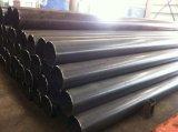 Tubo de acero de ERW para la construcción de petróleo y del gas