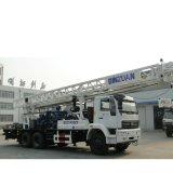Piattaforma di produzione del pozzo d'acqua montata sul camion