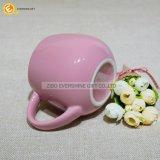 Tazza di ceramica ecologica per tè bevente