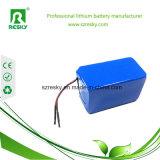 Het Li-ionen Pak van de Batterij 24V 6ah met BMS/PCM voor Robot