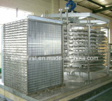 IQFは螺線形の急速冷凍機械を選抜する