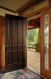 ماهوغانيّ مدخل شقة [رووند توب] خشبيّة أبواب تصميم
