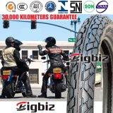 6pr resistente fora dos pneus da motocicleta de Colômbia da estrada (60/80-17)