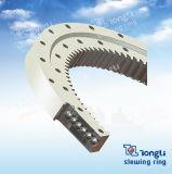 Rolamento de anel giratório com gradiente de dureza de engrenagem com SGS
