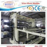 Wasserdichte Rolls Strangpresßling-Maschine Qualität Belüftung-
