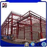 倉庫のための容易なインストールプレハブの鉄骨構造