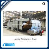 Abrir la alta máquina del secador de la materia textil de la producción de la anchura