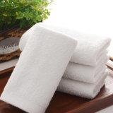 Blanca de algodón toalla de baño, toalla de playa, toalla de mano