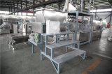 Machine de développement de pépites de soja texturisé