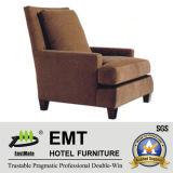 Chaise en bois d'hôtel de meubles de vente chaude (EMT-HC90)