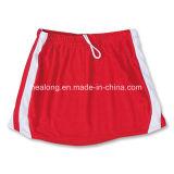 Falda del lacrosse de las muchachas de la sublimación del precio de fábrica de Healong Teamwear