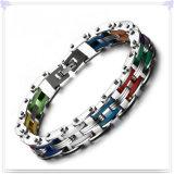 Schmucksache-Form-Zubehör-Edelstahl-Armband der Männer (HR226)