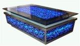Гравировальный станок лазера китайской ткани переклейки изготовления деревянной стеклянный роторный