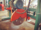 Saleのための携帯用Wood Double Saw Blade Angle Circular Sawmill