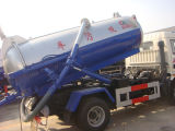 높은 Quality 5000L Sewage Suction Truck