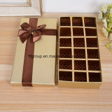 最上質のハンドメイドのカスタム印刷チョコレート紙箱