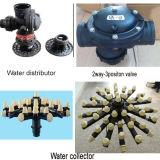 Fabricante de equipamento de alta velocidade do tratamento da água do filtro de areia da piscina