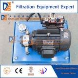 Plc-esteuerte Membranen-Filterpresse für Abwasserbehandlung