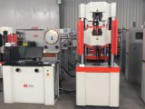 Аппаратура лаборатории растяжимого обжатия стальной веревочки механически